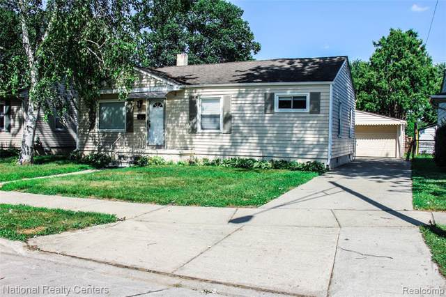 26394 Lorenz Street, Madison Heights, MI 48071 (#219080454) :: RE/MAX Classic