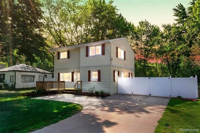 1773 W Auburn Road, Rochester Hills, MI 48309 (#219080471) :: The Buckley Jolley Real Estate Team
