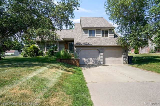 1405 Old Mill Rd, Mayfield Twp, MI 48446 (#219080527) :: KNE Realty 360
