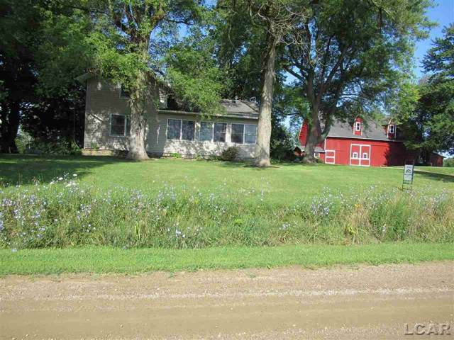 3688 Shierson Hwy., Rollin Twp, MI 49253 (#56031390124) :: The Alex Nugent Team | Real Estate One