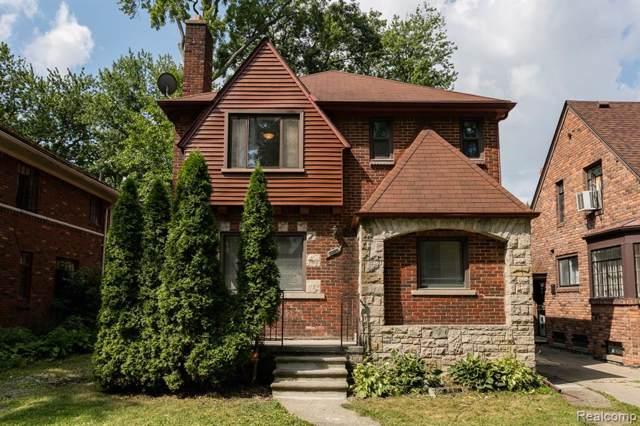 5301 Bishop Street, Detroit, MI 48224 (#219080571) :: RE/MAX Classic