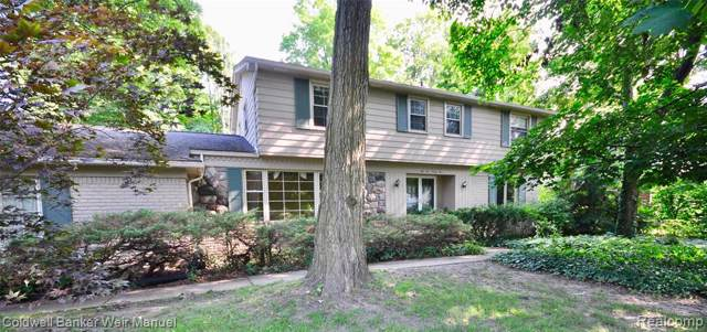 5594 Northcote, West Bloomfield Twp, MI 48322 (#219080617) :: RE/MAX Classic