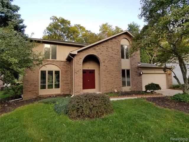 804 Medinah Drive, Rochester Hills, MI 48309 (#219080837) :: The Buckley Jolley Real Estate Team