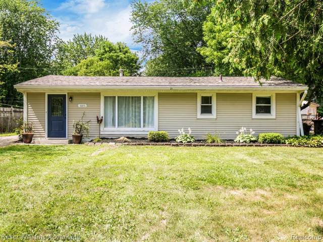 15875 Maxwell Avenue, Northville Twp, MI 48170 (#219080907) :: RE/MAX Classic