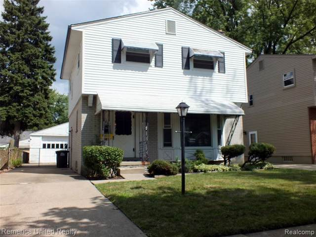 7869 Campbell St, Taylor, MI 48180 (#219080954) :: The Buckley Jolley Real Estate Team