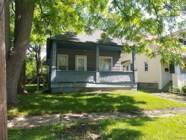 2213 Maryland Avenue, Flint, MI 48506 (#219080957) :: The Buckley Jolley Real Estate Team