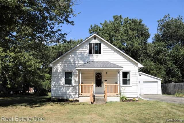 3140 Warren Drive, Waterford Twp, MI 48329 (#219081007) :: GK Real Estate Team