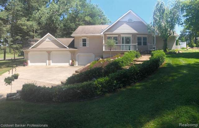 14408 Harris Road, Forest Twp, MI 48746 (#219081085) :: The Buckley Jolley Real Estate Team