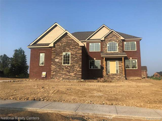 29 Golfside Drive, Oxford Twp, MI 48371 (#219081115) :: The Buckley Jolley Real Estate Team