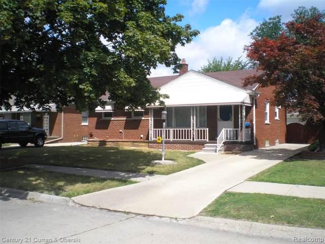 17350 Leslie Avenue, Allen Park, MI 48101 (#219081134) :: RE/MAX Classic