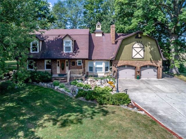 4260 S Belsay Road, Burton, MI 48519 (#219081154) :: Team Sanford
