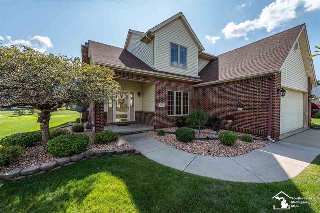 478 Country Drive, Frenchtown Twp, MI 48162 (#57031390304) :: The Mulvihill Group