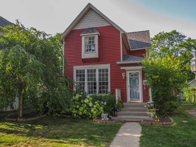 424 W Sibley, Howell, MI 48843 (#543267933) :: RE/MAX Classic