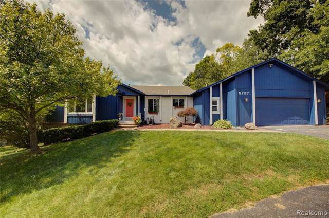5757 Chestnut Hill Drive, Independence Twp, MI 48346 (#219081287) :: RE/MAX Classic