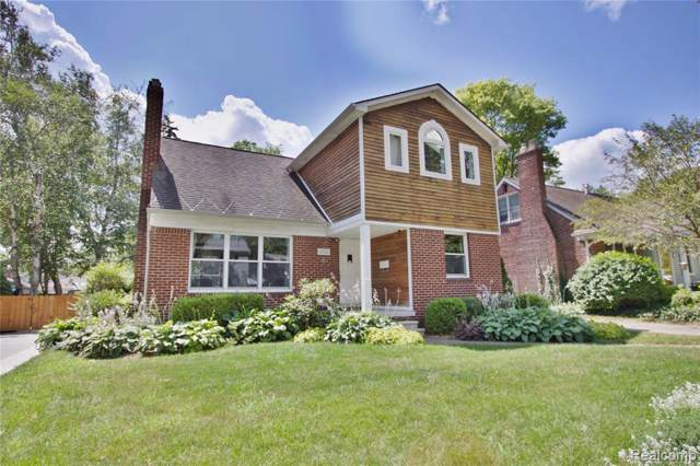 2526 Windemere Road, Birmingham, MI 48009 (#219081307) :: Team Sanford