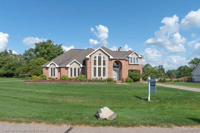 11694 Lehigh Court, Plymouth Twp, MI 48170 (#219081334) :: Team Sanford