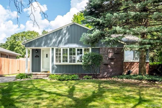1232 Lloyd Avenue, Royal Oak, MI 48073 (#219081372) :: RE/MAX Classic