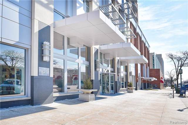 411 S Old Woodward Avenue #1014, Birmingham, MI 48009 (#219081385) :: The Buckley Jolley Real Estate Team