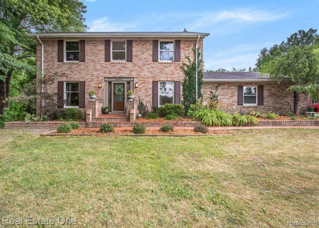 25400 24 MILE RD, Chesterfield Twp, MI 48051 (#219081401) :: RE/MAX Classic