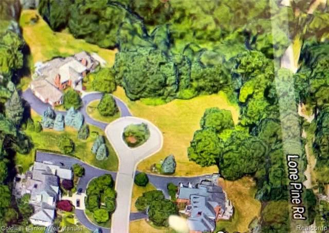 42 Beresford Court, Bloomfield Hills, MI 48304 (#219081491) :: The Buckley Jolley Real Estate Team
