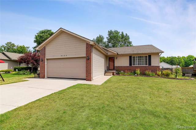 4156 Janice Court, Fort Gratiot Twp, MI 48059 (#219081505) :: Alan Brown Group
