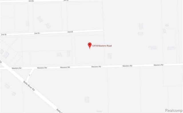 12918 Masters Road, Riley Twp, MI 48041 (#219081554) :: The Buckley Jolley Real Estate Team