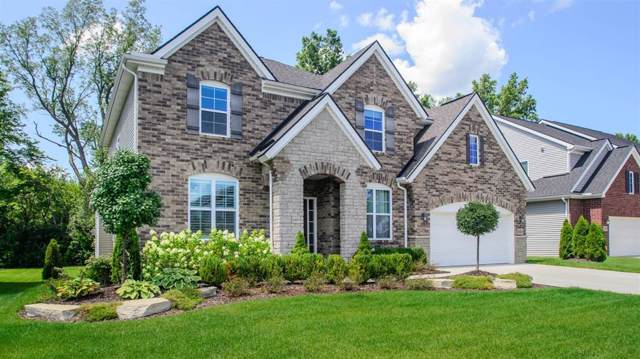 4383 Montith Drive, Pittsfield, MI 48197 (#543267943) :: The Buckley Jolley Real Estate Team