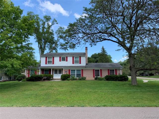 3710 Eastbourne Drive, Troy, MI 48084 (#219081609) :: RE/MAX Classic