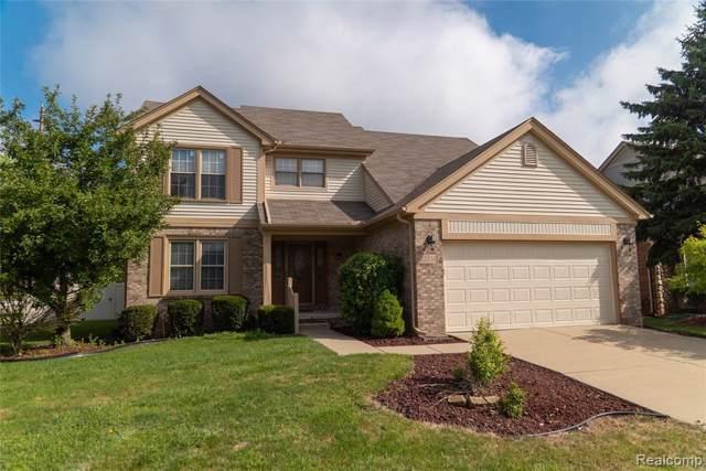 22330 Genesis Drive, Woodhaven, MI 48183 (#219081625) :: The Buckley Jolley Real Estate Team