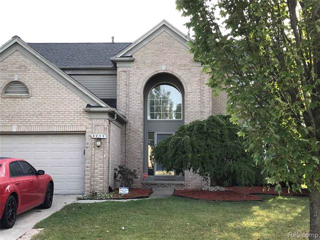 4277 Timberline Drive, Canton Twp, MI 48188 (#219081660) :: RE/MAX Classic