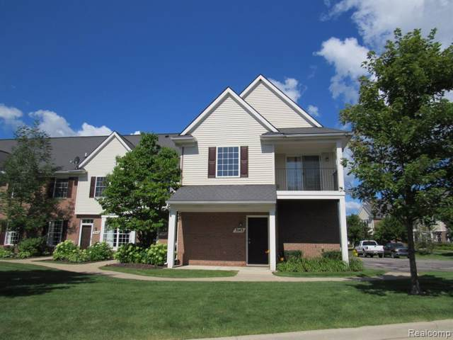 3143 Kneeland Circle, Howell Twp, MI 48843 (#219081667) :: KNE Realty 360