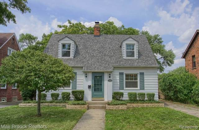 1118 Withington Street, Ferndale, MI 48220 (#219081706) :: RE/MAX Classic