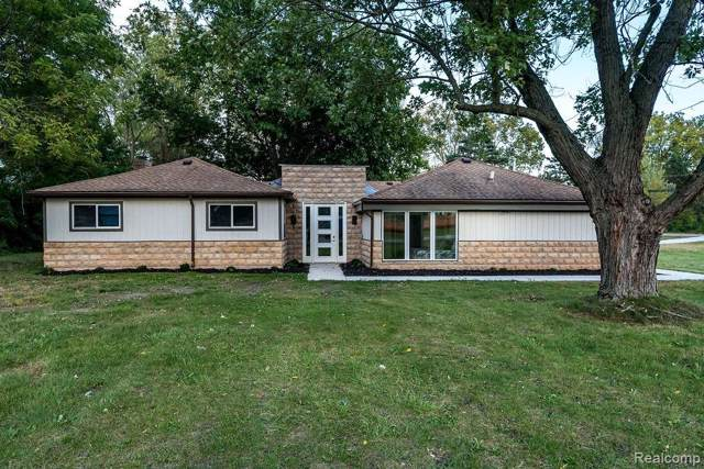 5481 Doherty Street, West Bloomfield Twp, MI 48323 (#219081710) :: RE/MAX Classic