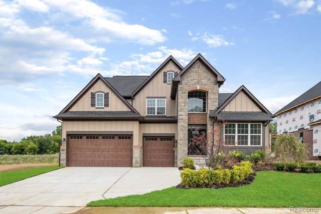 43576 Ellesmere Circle, Novi, MI 48377 (#219081754) :: The Buckley Jolley Real Estate Team