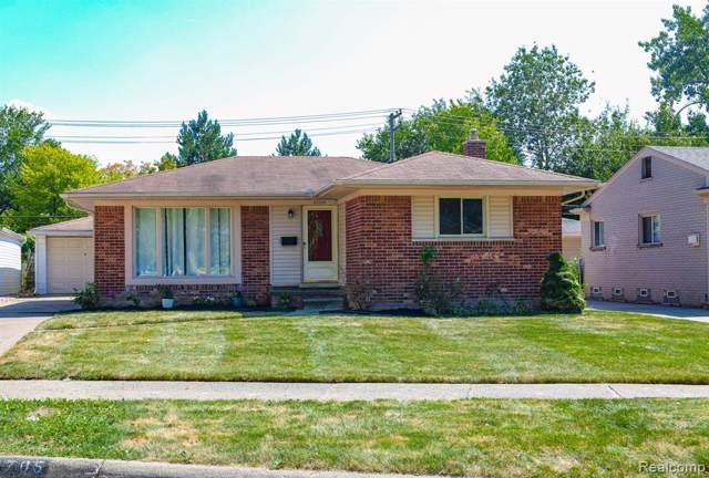 26705 Midway Street, Dearborn Heights, MI 48127 (#219081774) :: RE/MAX Classic