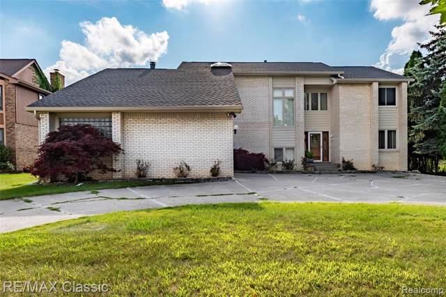 6286 Timberwood S, West Bloomfield Twp, MI 48322 (#219081794) :: RE/MAX Classic