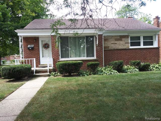 15803 Fox, Redford Twp, MI 48239 (#219081826) :: RE/MAX Classic