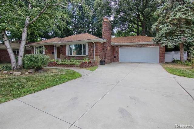 9810 Allen Road, Allen Park, MI 48101 (#219081827) :: Alan Brown Group