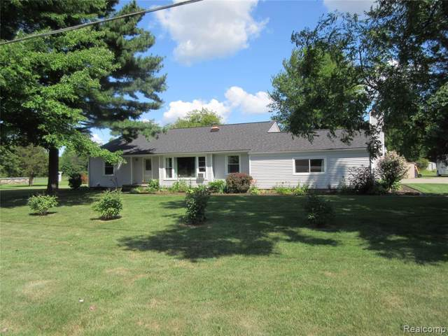 5297 E Hill Road, Grand Blanc Twp, MI 48439 (#219081833) :: RE/MAX Classic