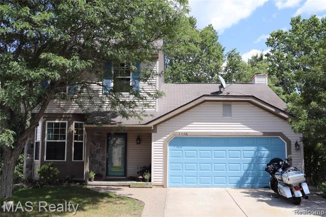 1105 Princeton Dr, Waterford Twp, MI 48327 (#219081857) :: RE/MAX Classic