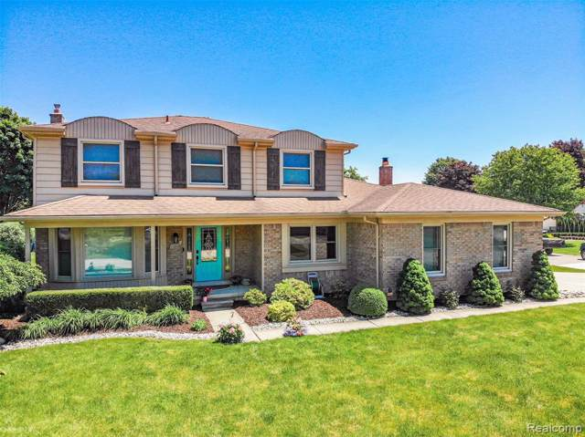 16848 Dunswood Road, Northville Twp, MI 48168 (#219081879) :: RE/MAX Classic