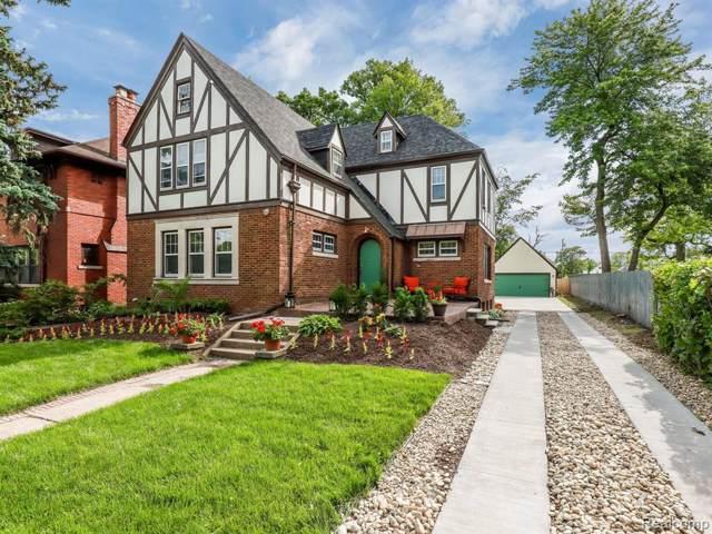 2915 Seminole Street, Detroit, MI 48214 (#219081910) :: The Buckley Jolley Real Estate Team