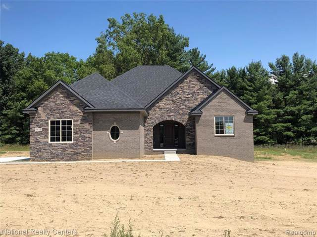1717 White Pine Way, Oxford Twp, MI 48371 (#219081927) :: The Buckley Jolley Real Estate Team