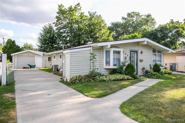 698 Goodale Avenue, Clawson, MI 48017 (#219081950) :: RE/MAX Nexus
