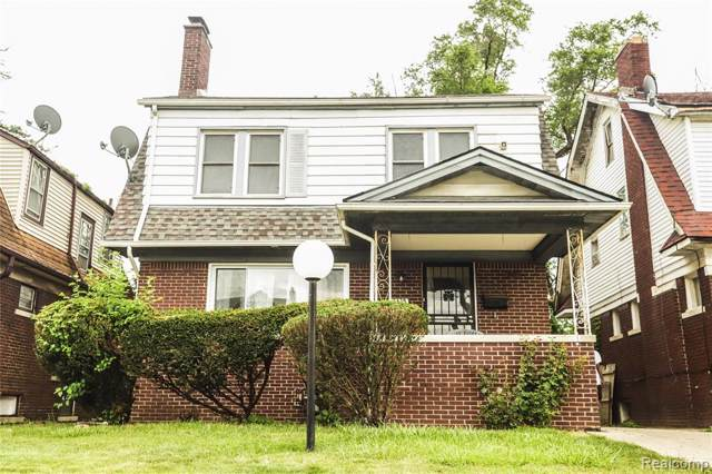 13615 W Monica Street W, Detroit, MI 48238 (#219081974) :: RE/MAX Classic