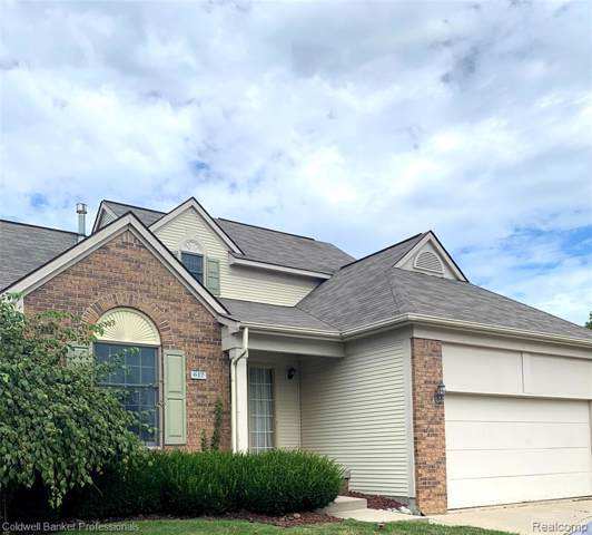 617 Rolling Hills Lane, Lapeer, MI 48446 (#219082059) :: The Buckley Jolley Real Estate Team