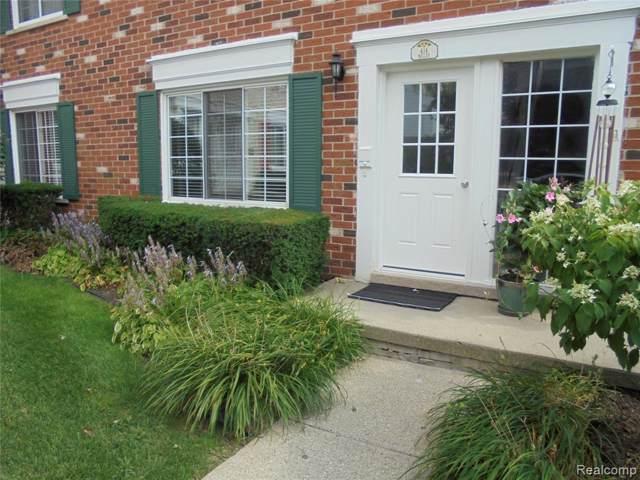414 Miller Ave #3, Rochester, MI 48307 (#219082090) :: The Mulvihill Group