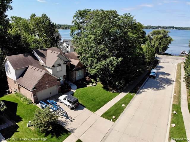 42755 Morgan Creek Court, Novi, MI 48377 (#219082149) :: GK Real Estate Team