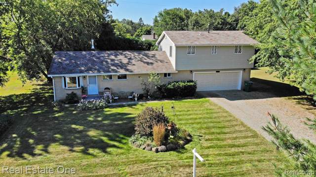 4785 Sylvan View Drive, Independence Twp, MI 48348 (#219082153) :: RE/MAX Classic