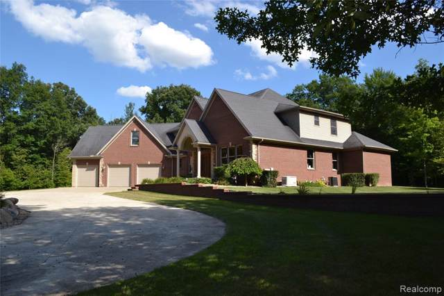 10212 E Stanley Road, Richfield Twp, MI 48423 (#219082213) :: The Mulvihill Group